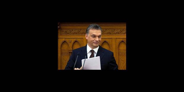 La Hongrie va modifier sa loi sur les médias - La Libre