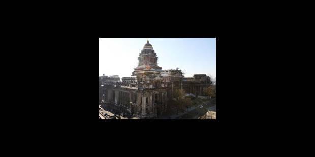 Colis suspect au palais de justice de Bruxelles: fausse alerte - La Libre
