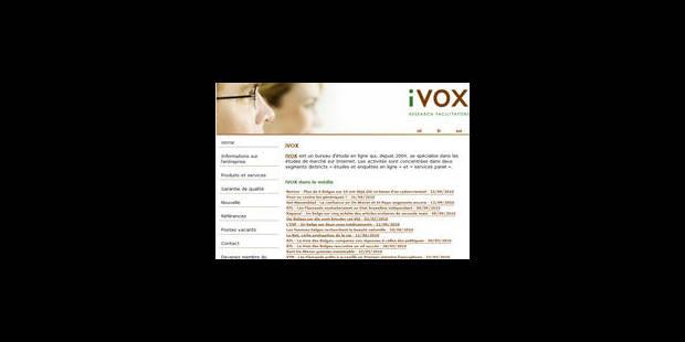 IVOX a crû de 1 300 % en cinq ans ! - La Libre