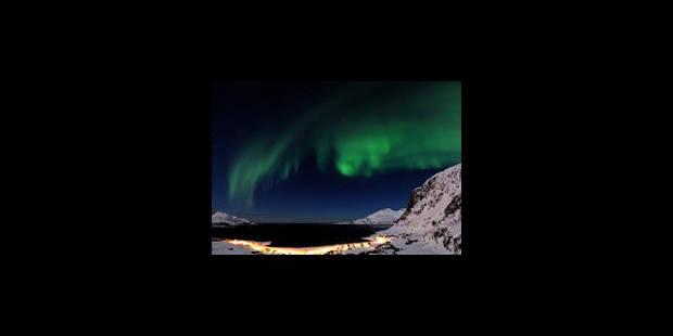 Des aurores boréales dans le ciel belge - La Libre