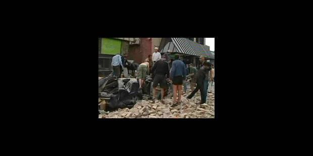 Nouvelle-Zélande: 65 morts dans le séisme de Christchurch - La Libre