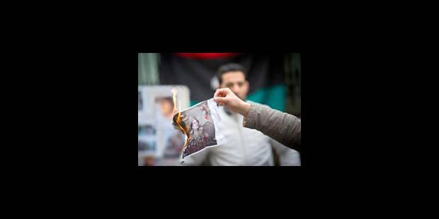 """Libye - Kadhafi: """"Nous allons nous battre et nous vaincrons"""" - La Libre"""