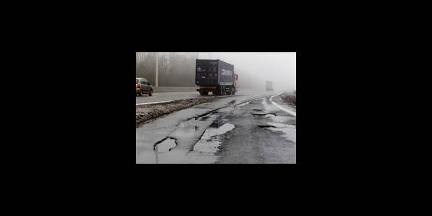 Trou sur la E19: la Région wallonne condamnée - La Libre