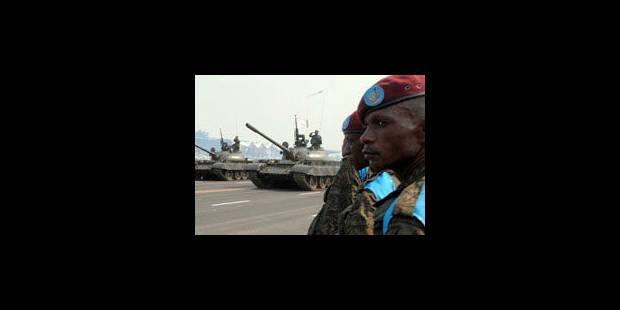 RDC : l'armée reste un problème de fond - La Libre