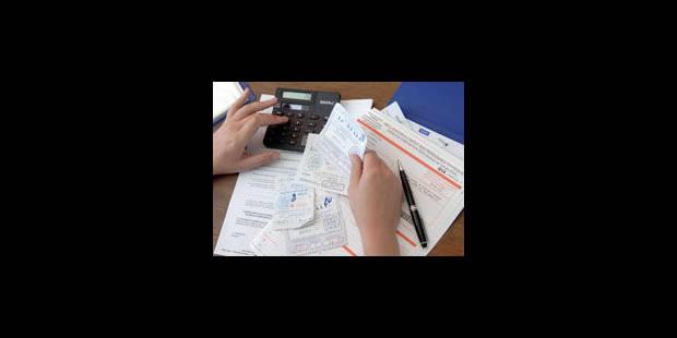 Déclaration fiscale: un contribuable sur vingt en faute - La Libre
