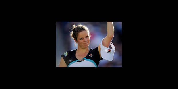 Indian Wells: Clijsters et Wickmayer avancent en 8ème - La Libre