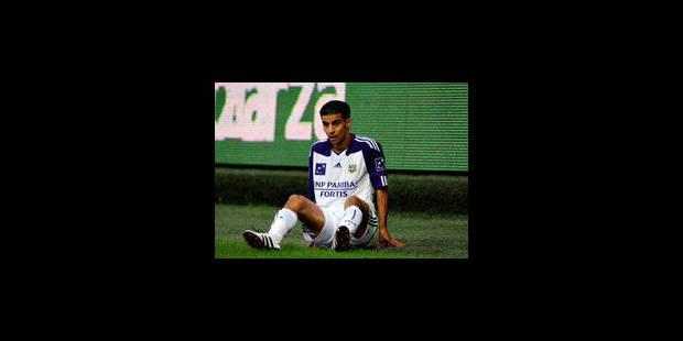 Anderlecht laisse filer Boussoufa au Daguestan - La Libre
