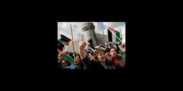 """Manifestation à Gaza et en Cisjordanie contre les """"divisions"""" - La Libre"""