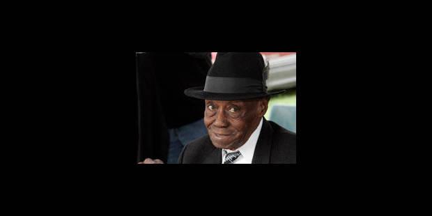 La légende du blues américain Pinetop Perkins est décédée - La Libre