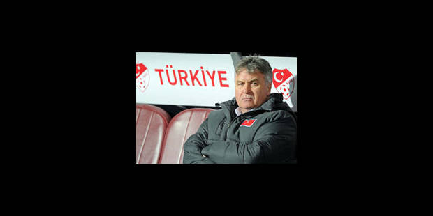 Les Diables auront-ils la peau de Guus Hiddink, le sélectionneur Turc ? - La Libre