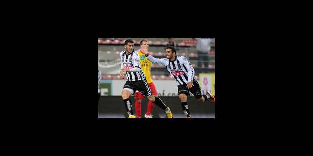 Charleroi bat Eupen et peut toujours y croire - La Libre