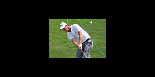 Golf: Nicolas Colsaerts gagne l'Open de Chine - La Libre
