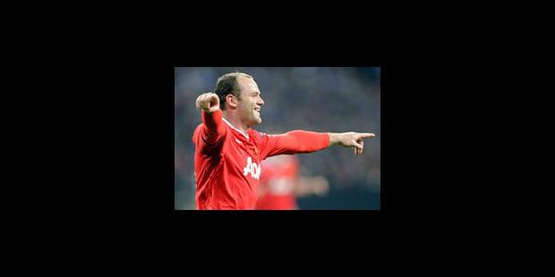 Manchester United a un pied en finale - La Libre