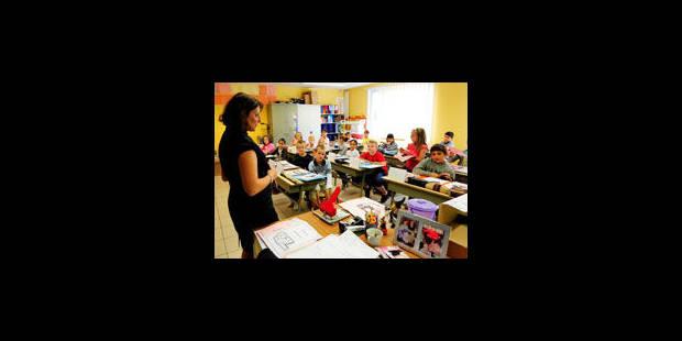 Grève des profs: l'absentéisme comparable à une grosse grippe - La Libre