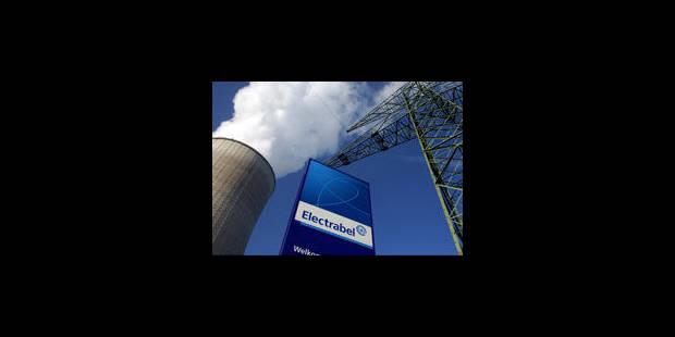 Electrabel et SPE dominent le marché belge - La Libre