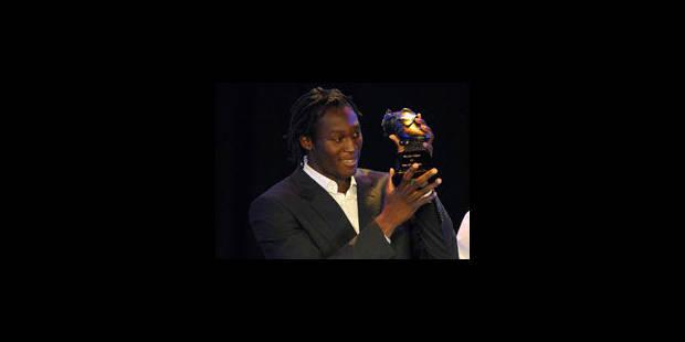 Romelu Lukaku élu Soulier d'Ebène 2011 - La Libre