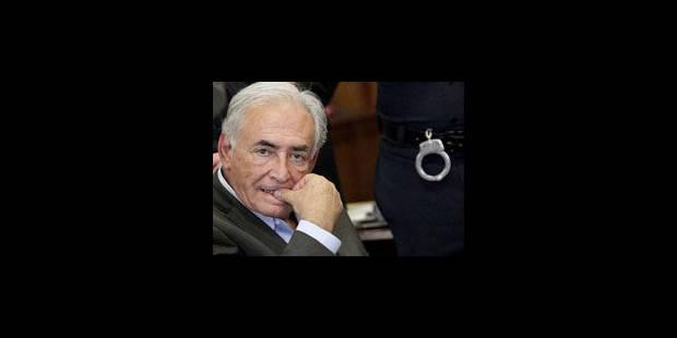 DSK a quitté la prison de Rikers Island ! - La Libre