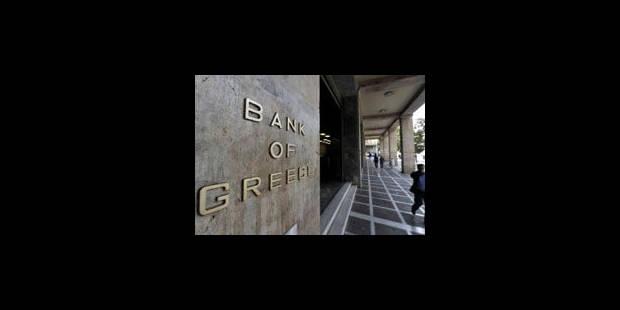 L'idée d'un rééchelonnement de la dette grecque fait son chemin en Europe - La Libre