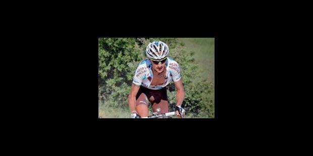 Giro : victoire de John Gadret au terme de la 12e étape - La Libre