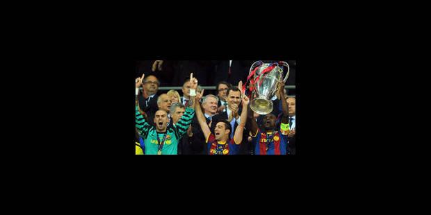 """""""Un Barça sublime"""", """"énorme"""" remporte sa quatrième Ligue des champions - La Libre"""