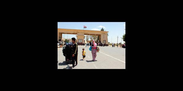L'étau arabe se resserre - La Libre