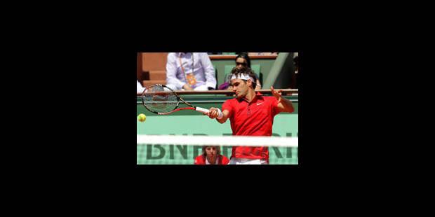 Federer et Fognini en quarts de finale de Roland Garros - La Libre