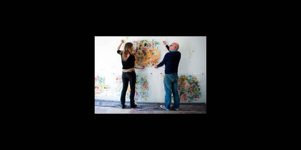 Luc Tuymans, un peintre commissaire - La Libre