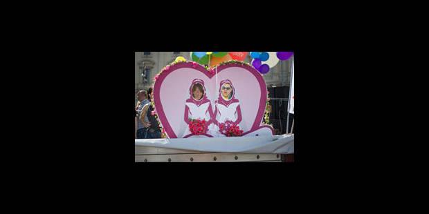 France: le mariage homosexuel rejeté par l'Assemblée nationale - La Libre