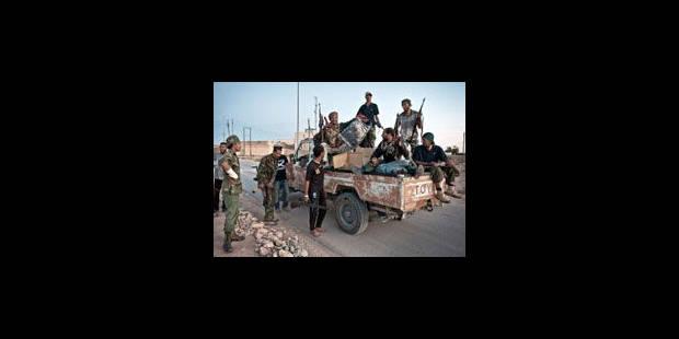 Libye: les rebelles contrôlent trois autres villages dans l'Ouest - La Libre