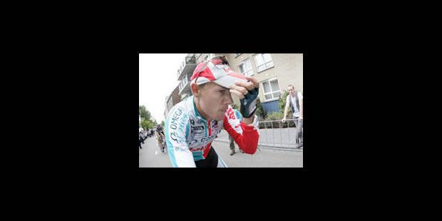 Philippe Gilbert fait coup double lors du Ster ZLM Toer - La Libre