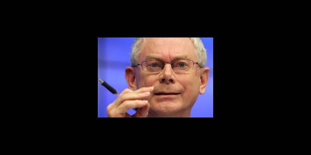 """Van Rompuy: """"Il faudra relever l'âge de la pension à 67 ans"""" - La Libre"""