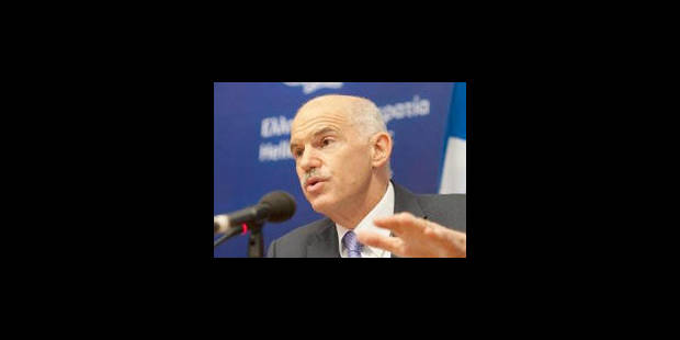 Grèce: les Grecs préfèrent, de justesse, la rigueur à la faillite - La Libre