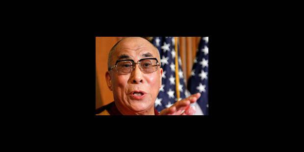 Dalaï lama à Washington: la Chine met en garde les Etats-Unis - La Libre