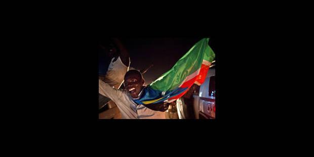 Le Sud-Soudan célèbre dans la liesse son indépendance - La Libre