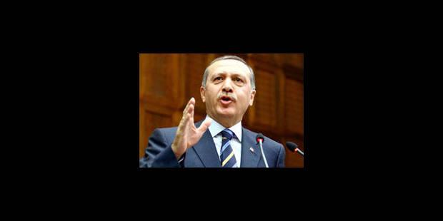 Erdogan présente son nouveau gouvernement - La Libre