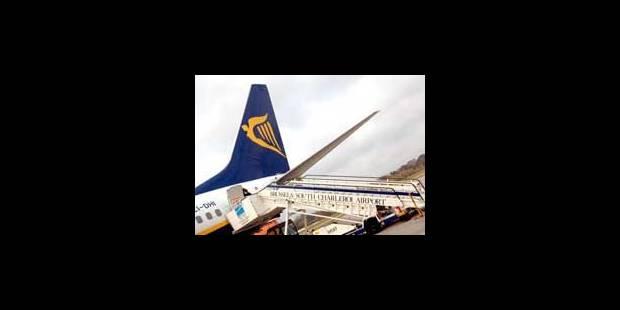 Ryanair ouvre une ligne entre Charleroi et Manchester - La Libre