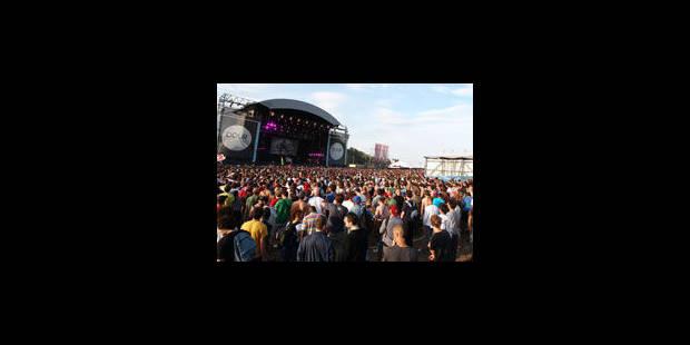 160.000 festivaliers ont participé au Festival de Dour - La Libre