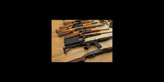 Moins d'attaques à l'arme lourde en 2010 - La Libre