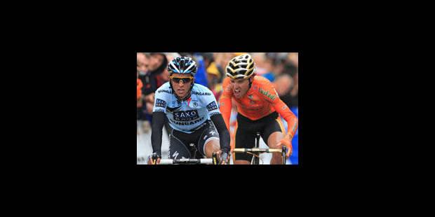Contador flingue les Schleck en plein été norvégien - La Libre