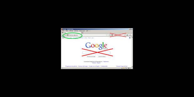 Attitude brutale de Google - La Libre