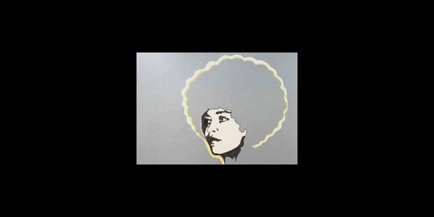 Evelyne Axell égérie universelle - La Libre