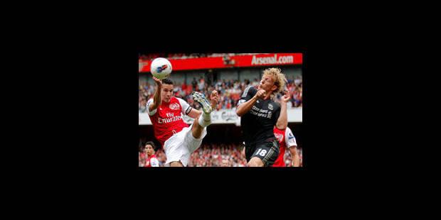 Arsenal sombre face à Liverpool - La Libre