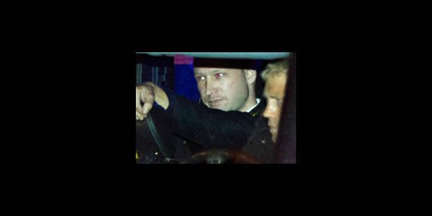 Quatre nouvelles semaines d'isolement total pour Behring Breivik - La Libre