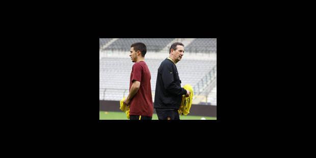 Eden Hazard rappelé chez les Diables Rouges - La Libre