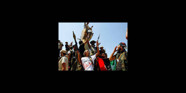 Libye: libération de quatre journalistes italiens enlevés - La Libre