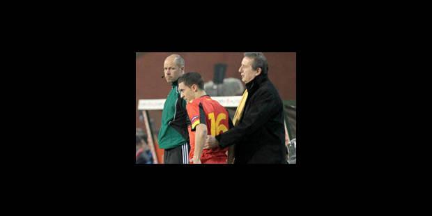 Leekens rappelle déjà Hazard ! - La Libre