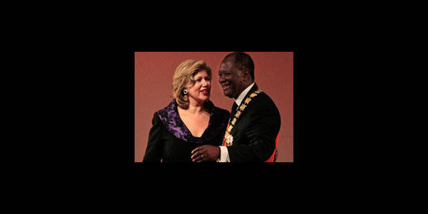 Dominique Ouattara, main de fer et gant de velours - La Libre