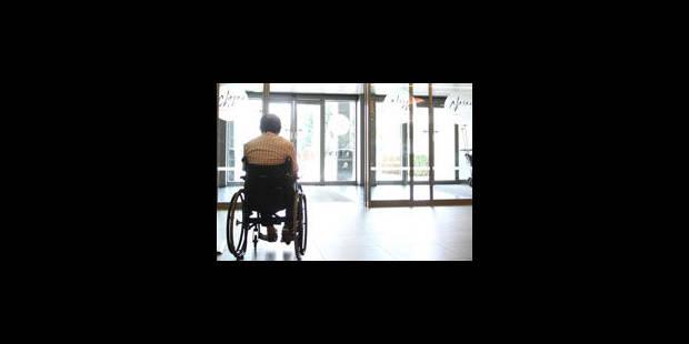 La N-VA dénonce le nombre de personnes handicapées en Wallonie - La Libre