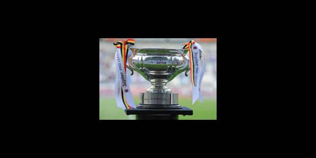16e de finale: les clubs de D1 entrent en lice - La Libre