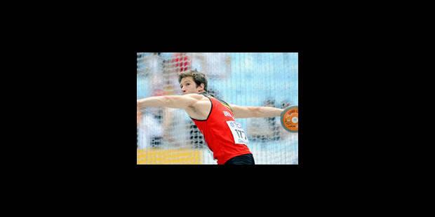 Hardee sacré au décathlon, Van der Plaetsen finit 13e - La Libre